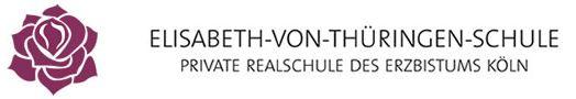 Logo von Erzb. Elisabeth-von-Thüringen-Realschule, Brühl